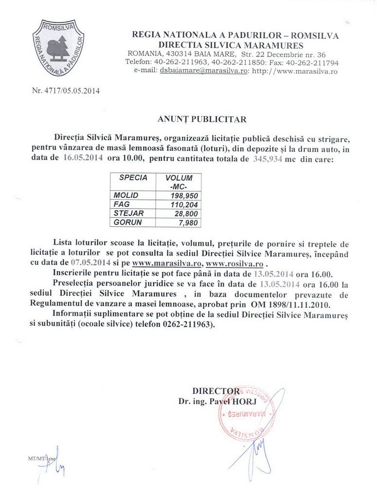 anunt-licitatie-16.05.2014