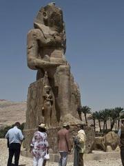 EGYPT-ARCHAEOLOGY-PHARAOH