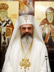 Preafericitul Parinte Patriarh Daniel participa la sedinta pentru alegerea noului Arhiepiscop al Craiovei si Mitropolit al Olteniei, la Resedinta patriarhala din Bucuresti, marti, 8 iulie 2008. ANDREEA BALAUREA / MEDIAFAX FOTO