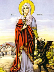 marina_the_Martyr_holding_a_devil
